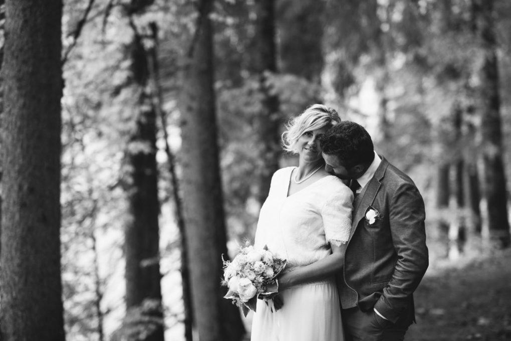 photographe mariage maldeme lac montriond montagne haute savoie